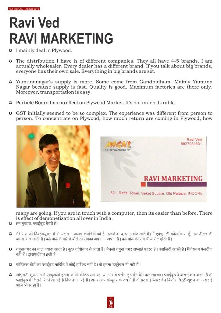 Ravi Marketing