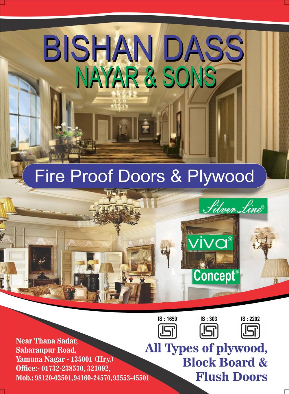 Bishan Dass Nayar & Sons
