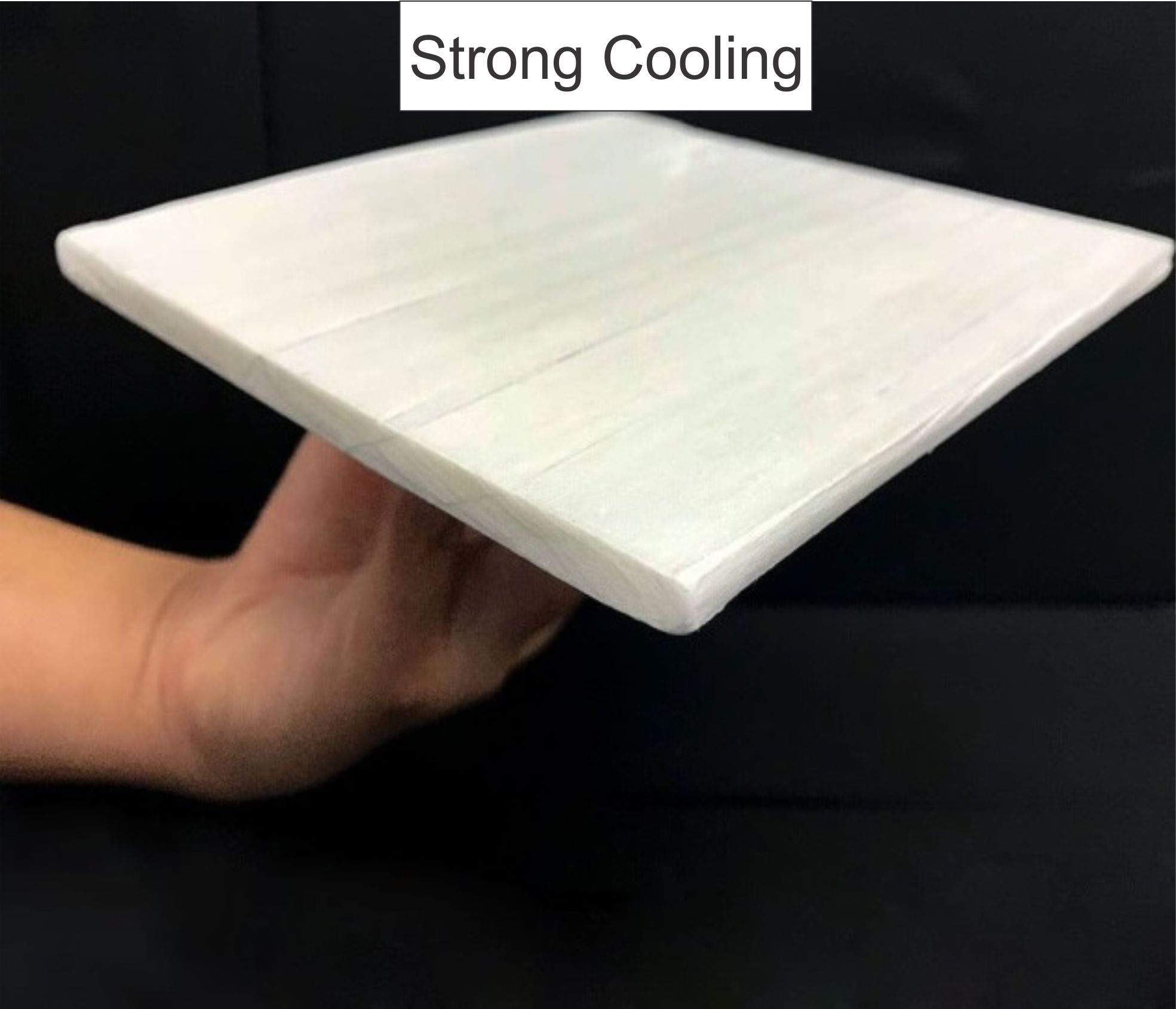Strong-Cooling
