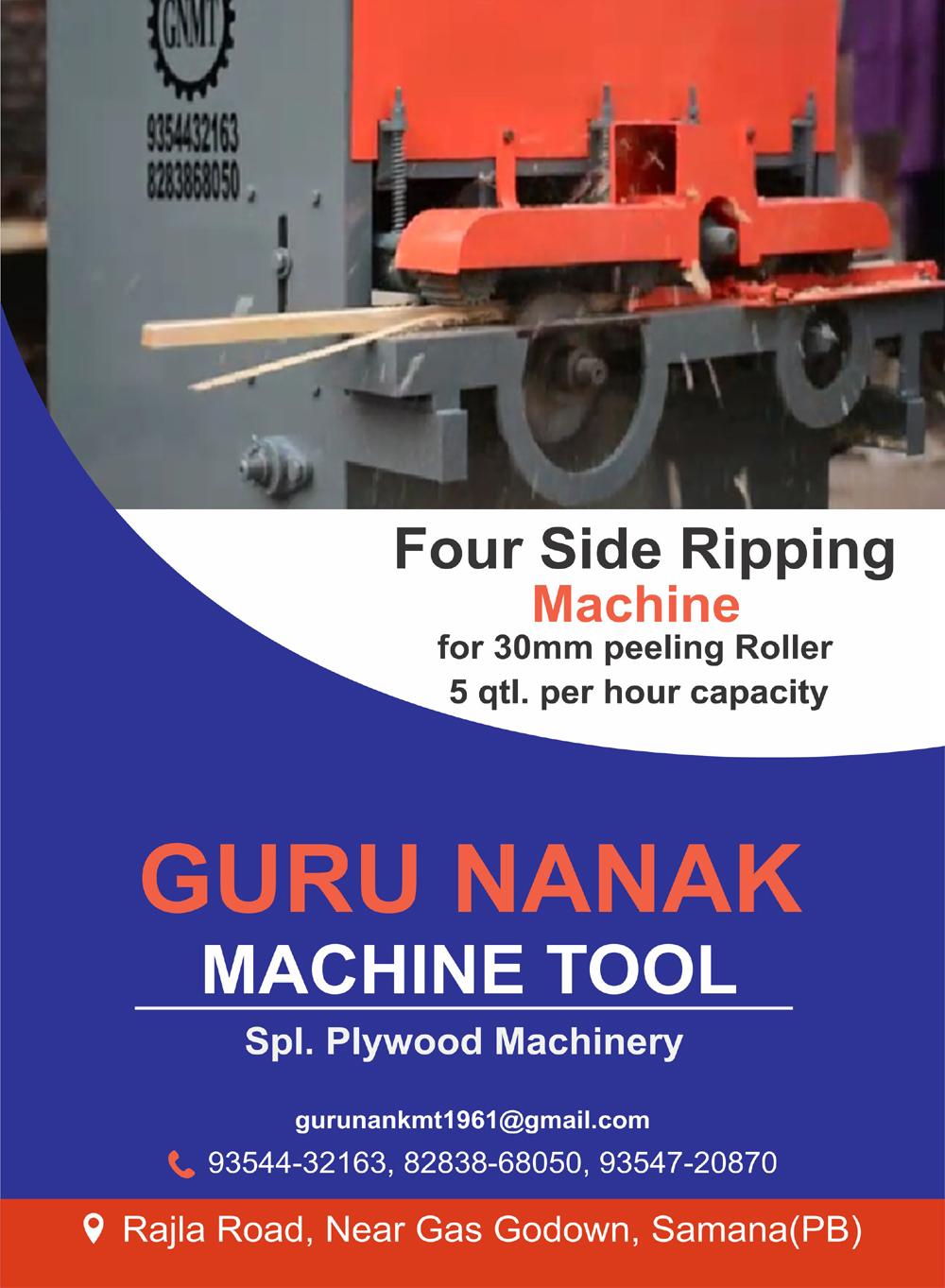 Guru Nanak Machine Tool