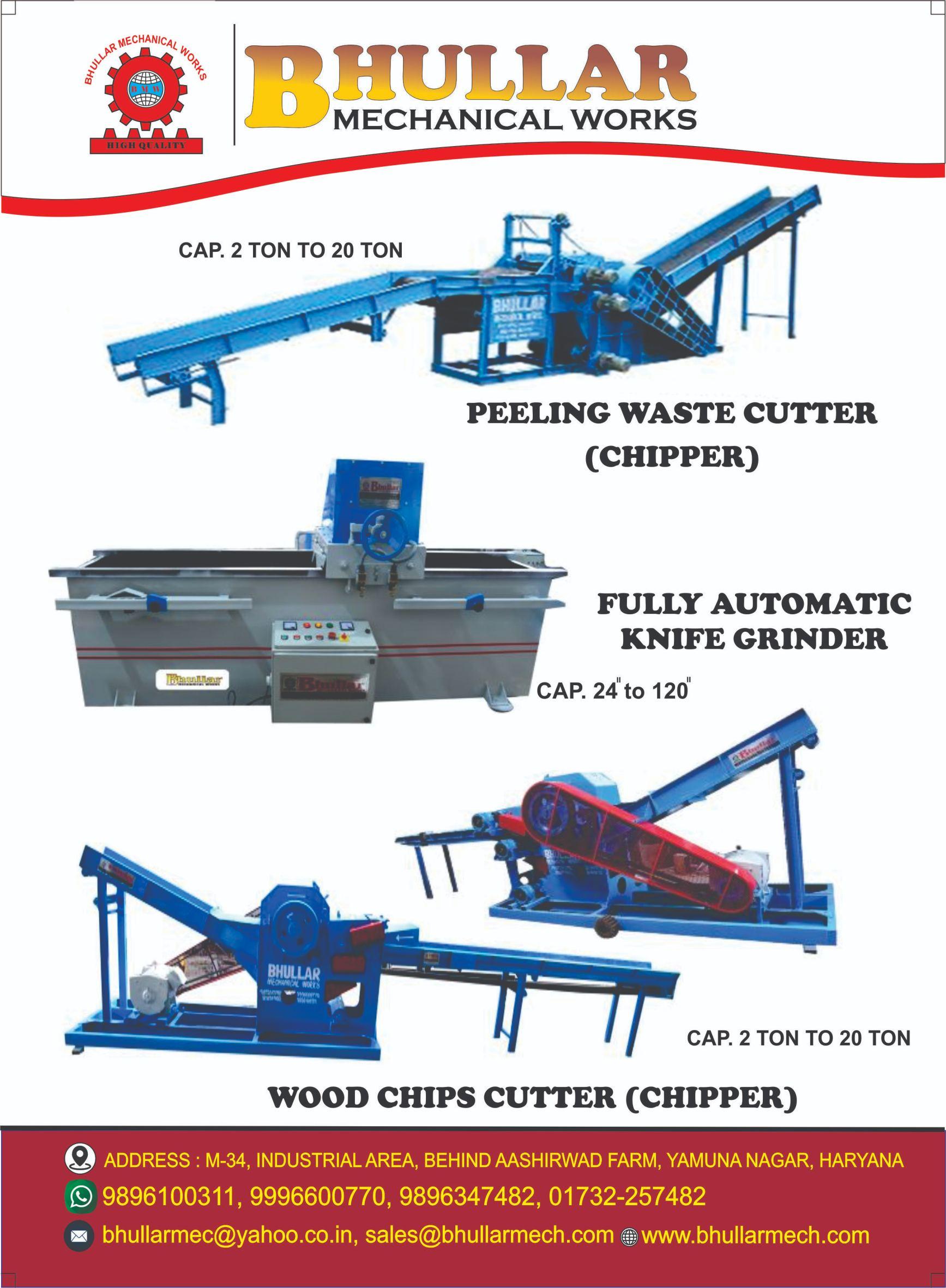 Bhullar Mechanical Works