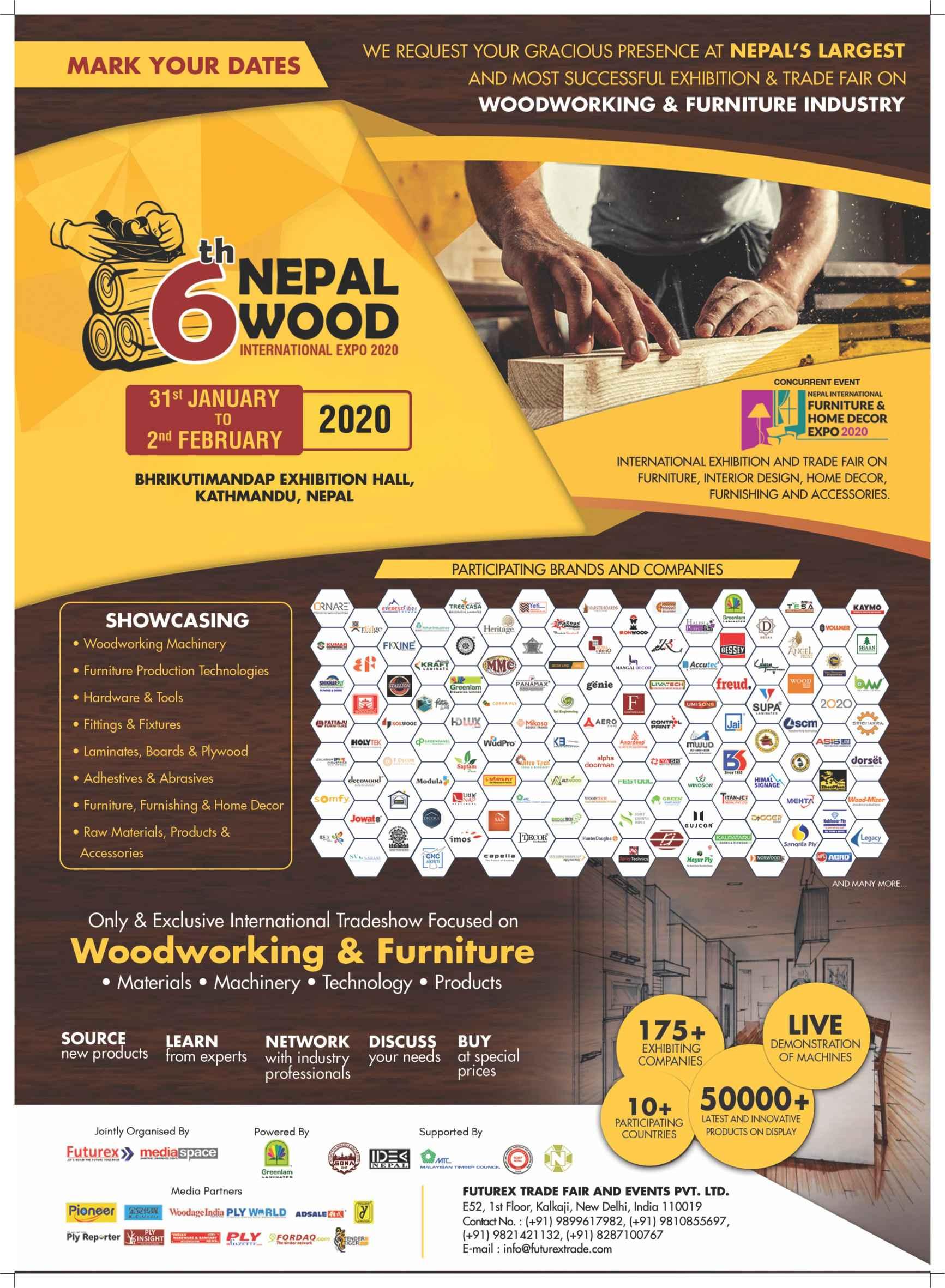 Nepal Wood