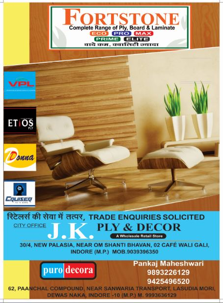 J.K. Ply & Decor