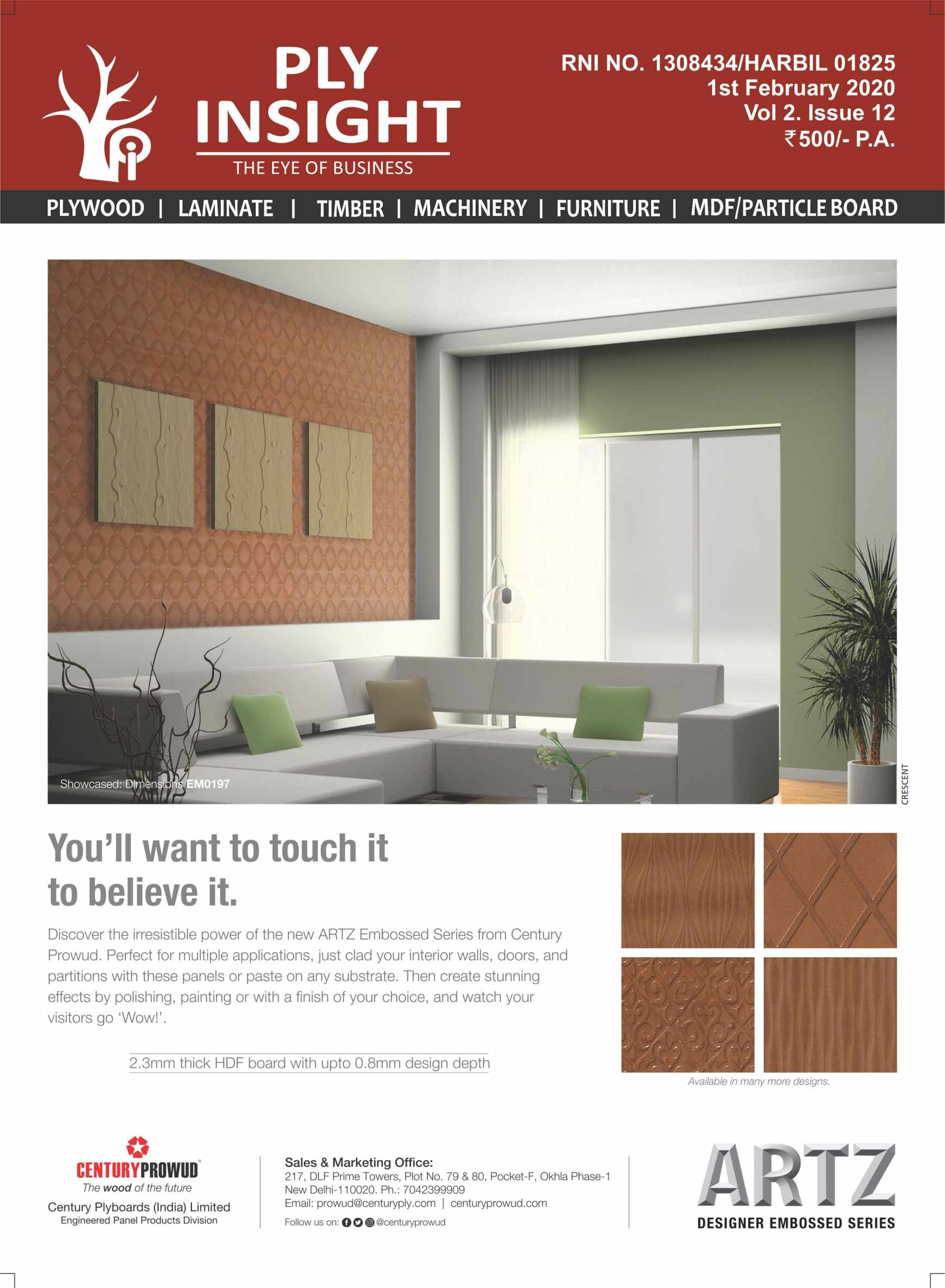 ply insight February issue