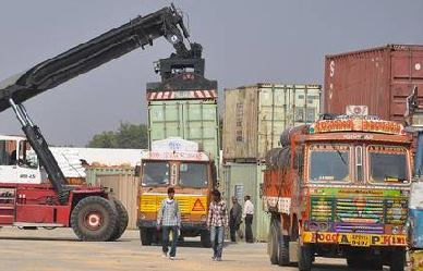 Logistics firms face hurdles