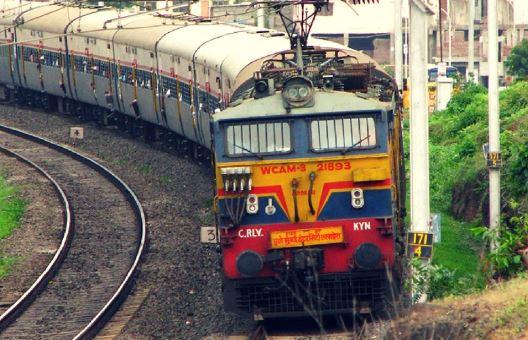 refund in railway
