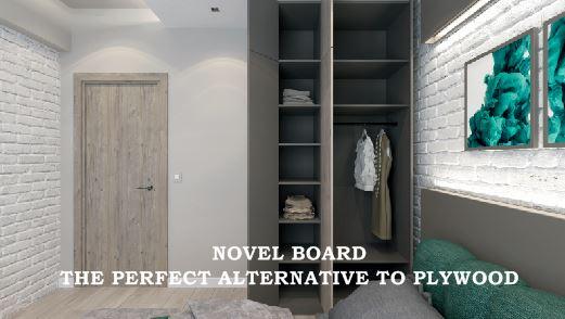 Novel board